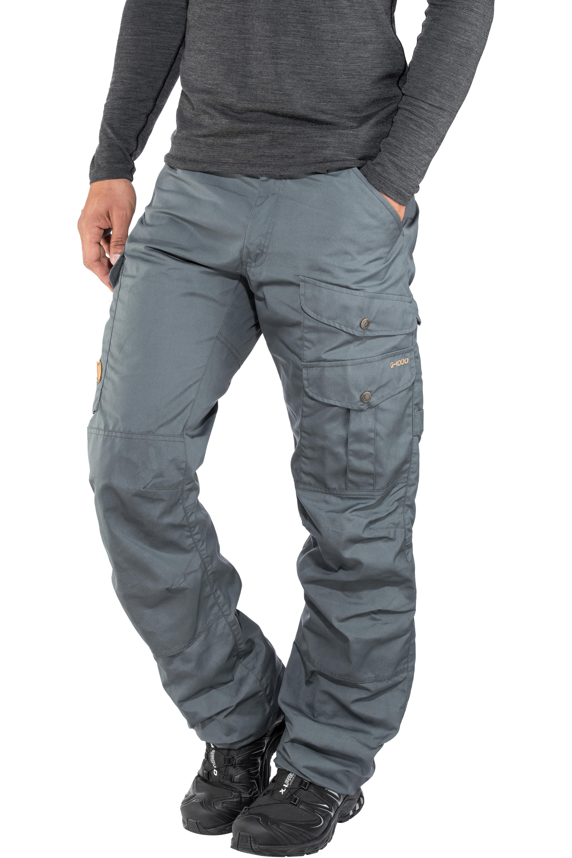 Mode Geschäft hochwertige Materialien Fjällräven Barents Pro Trousers Men dusk